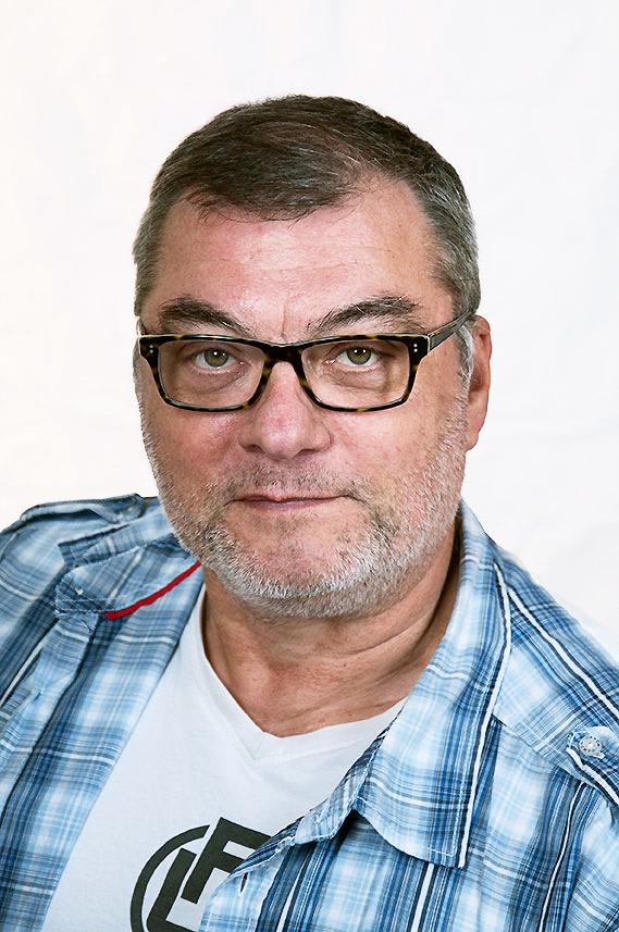 Porträt: Klaus U. Kasperszak